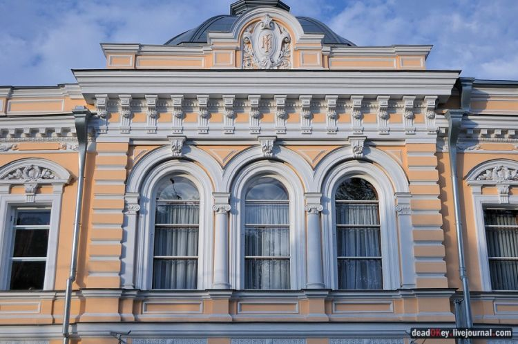 Neo-Russian style in the architecture of the 19th century photo