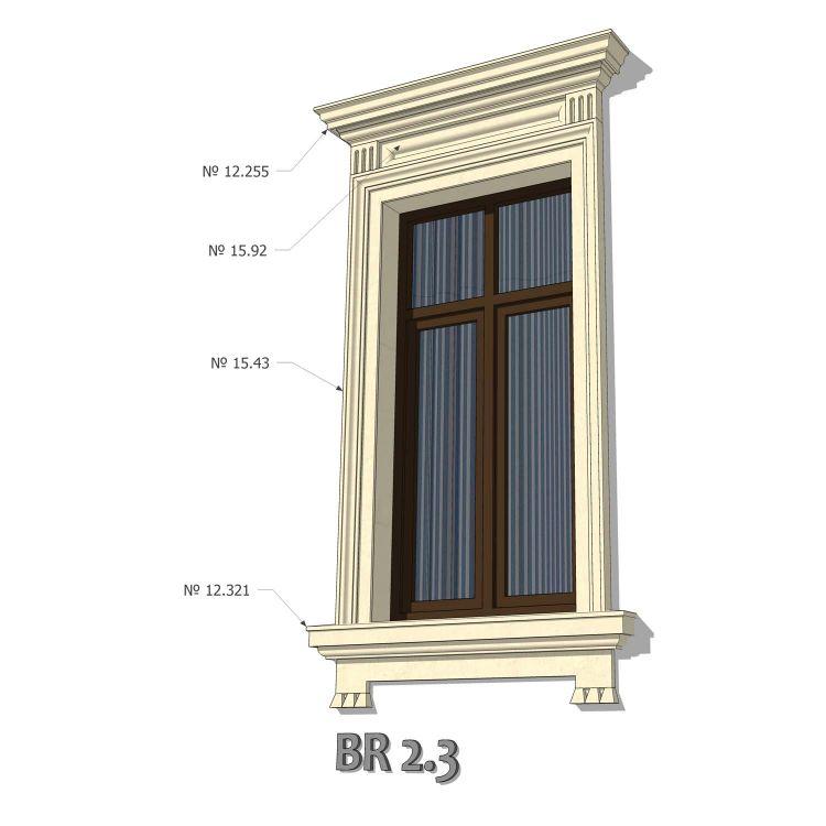 Утеплення зовнішніх відкосів вікон | Відкос вікна зовні, штукатурка, облицювання, виготовка пінопластом, пінополістиролом, своїми руками