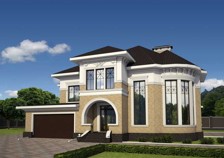 Outer Designs Of Beautiful Houses