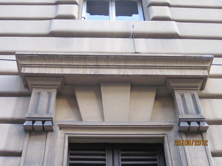 Отделка фасада загородного дома фото