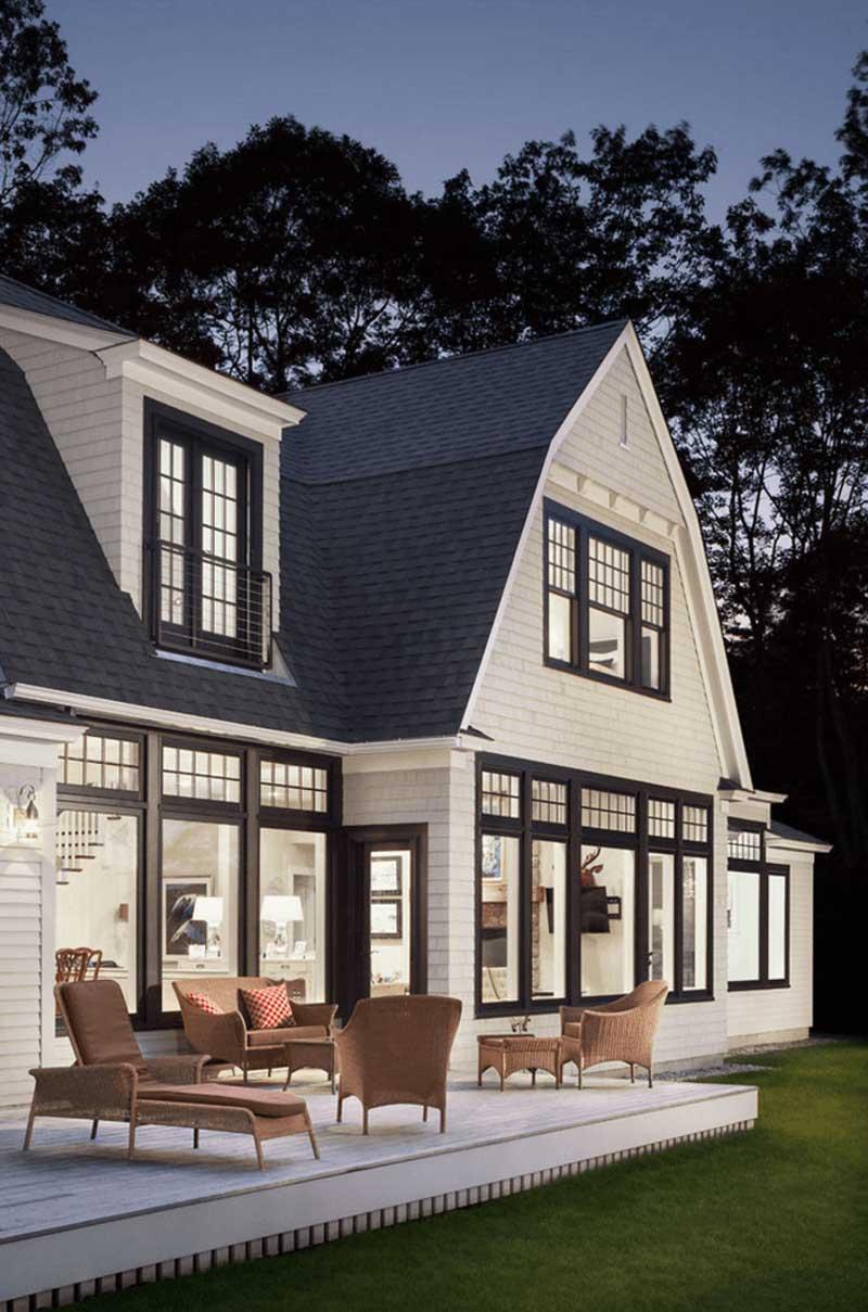 Подобрать цвет фасада дома онлайн