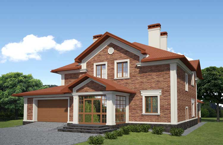 Brick Architecture Design