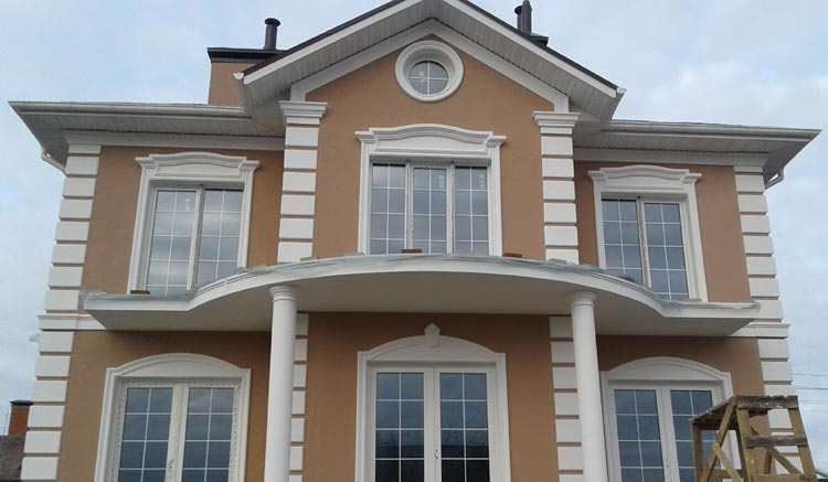 Replacing Trim Around Exterior Windows | House Exterior | Pictures, Photos, Images, Gallery, 3D, Visualization, Graphics