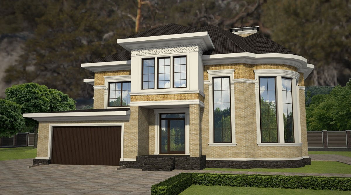 Home, House Outer Wall Design | House Exterior | Home, Pictures, Photos,