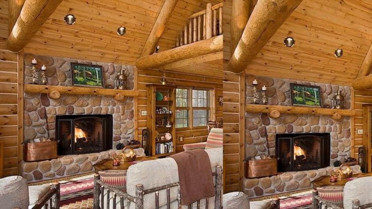 Timber home plans