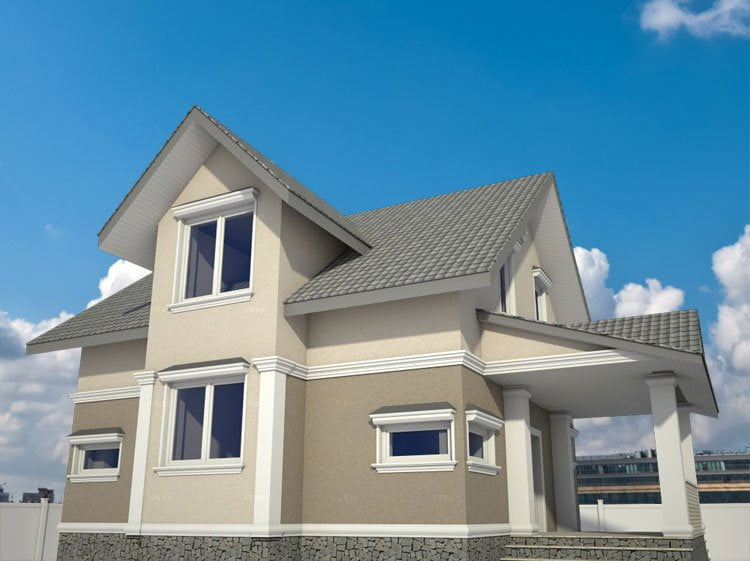 Great What Color Paint Goes With A Gray Roof | House Exterior | Home, Pictures,