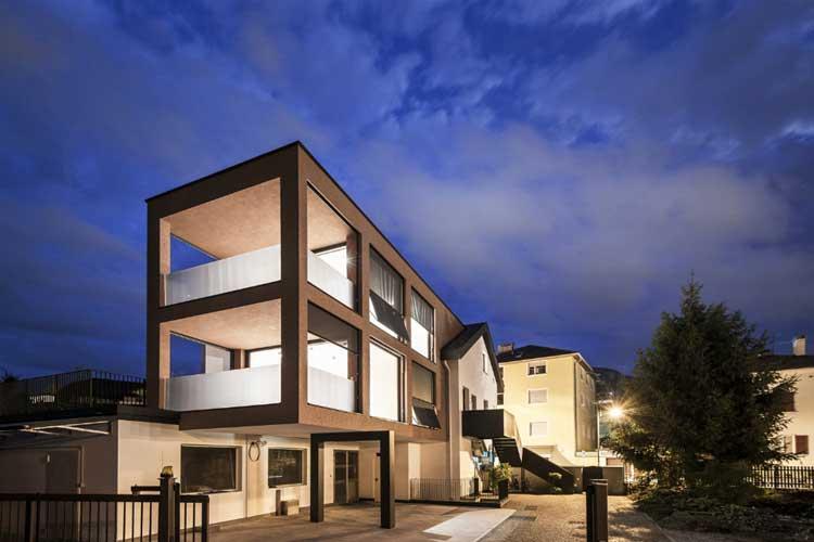Современные двухэтажные дома дизайн фото