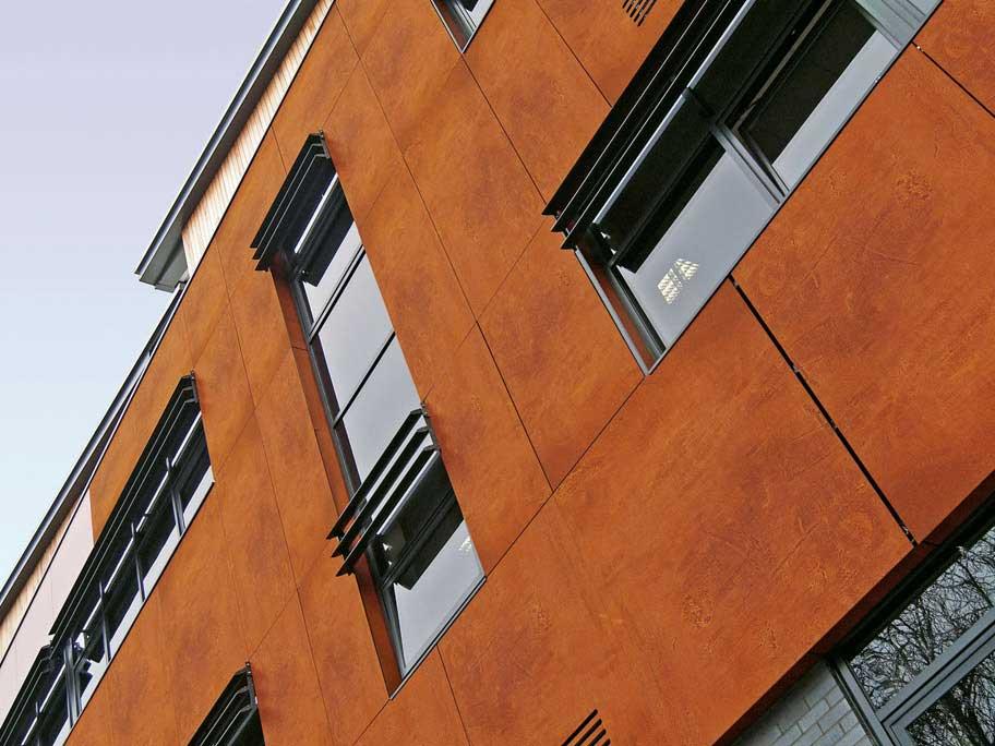 Фасадные панели под ржавчину - Фасадные Панели Для Наружной Отделки Дома