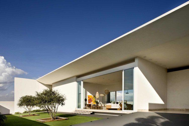 Schöne Einstöckige Häuser