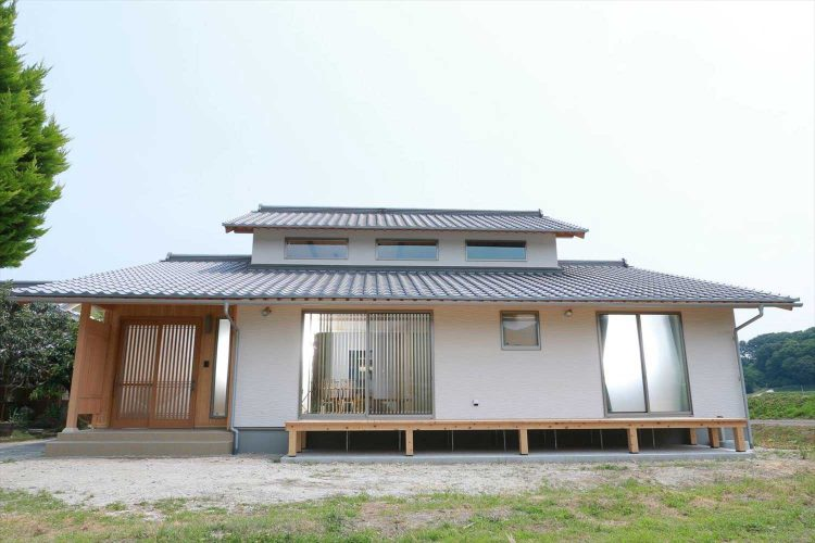 BEAUTIFUL SINGLE STOREY HOUSES FROM JAPAN