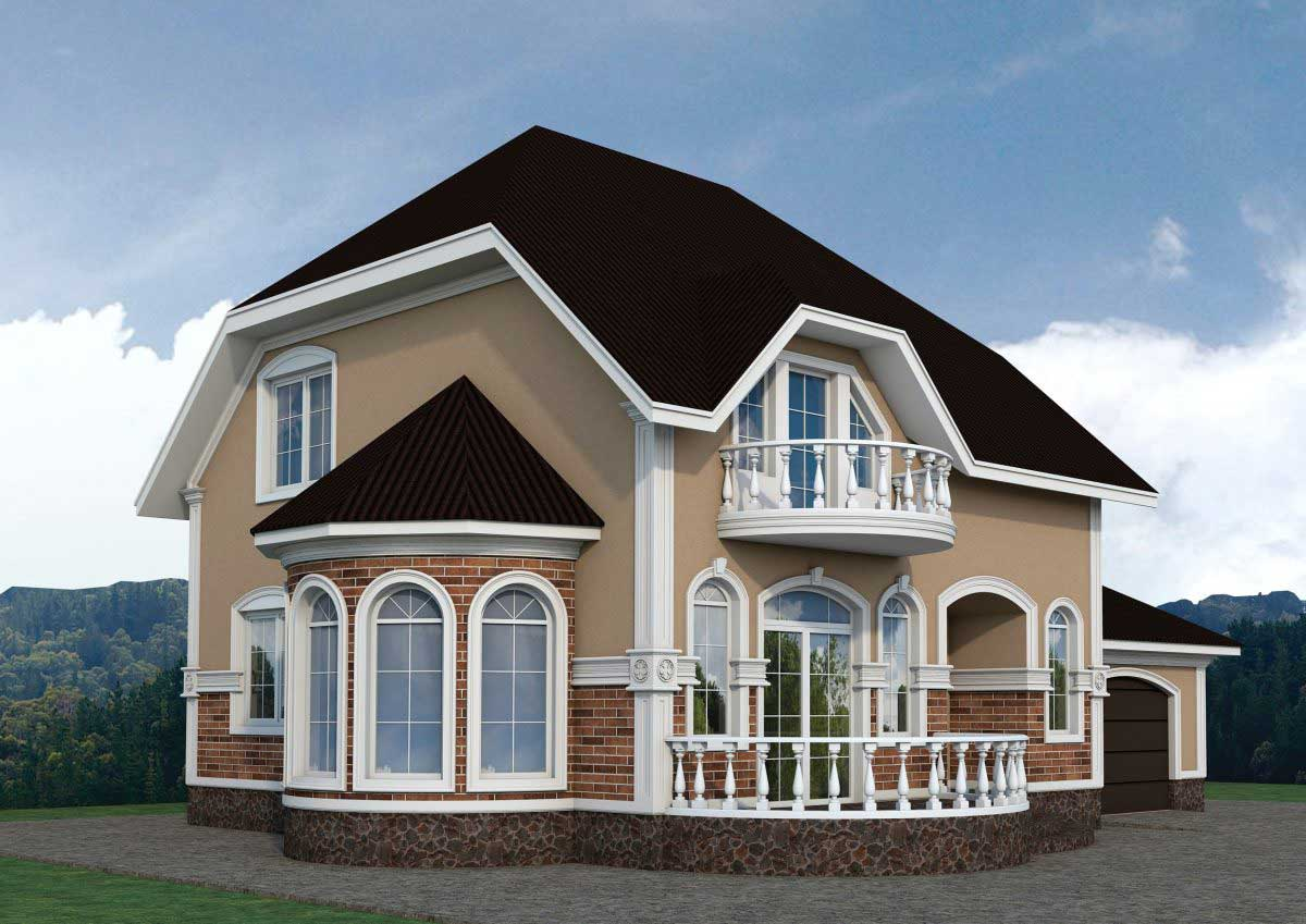 House Outside Design The Best Ideas And Design On The