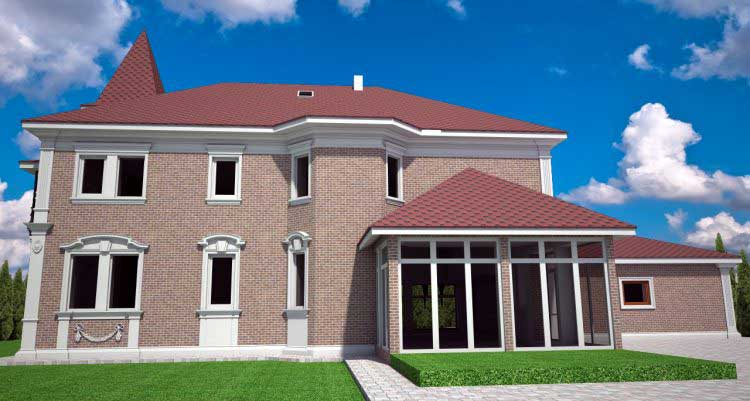 Bungalow Exterior Design
