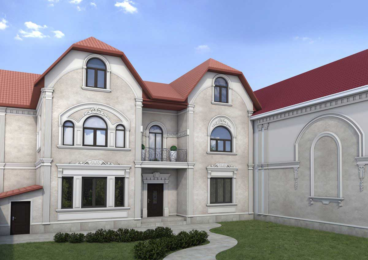 COST OF HOUSE FACADE DESIGN - PRICE OF EXTERIOR PROJECT