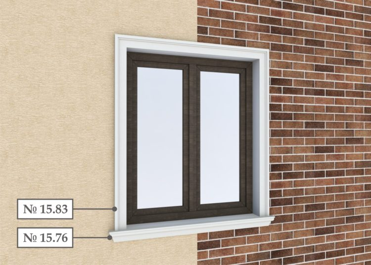 Outer Window Trim