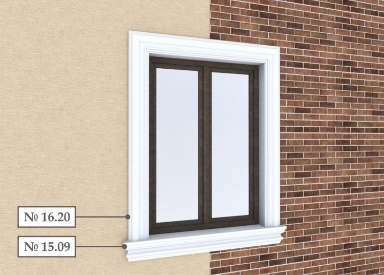 Exterior Stucco Trims Moldings