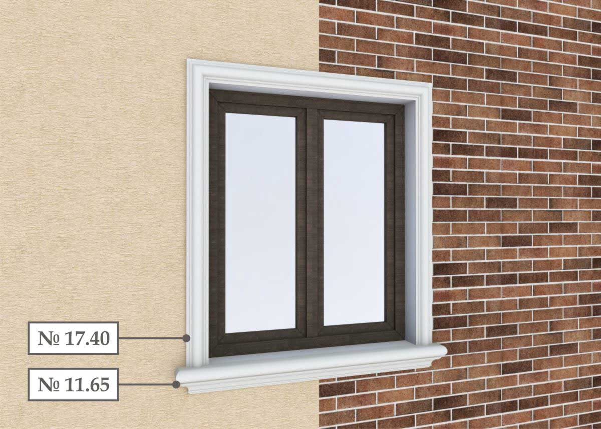 Choose Your Exterior Trim Molding Here ►►► 33+ kits