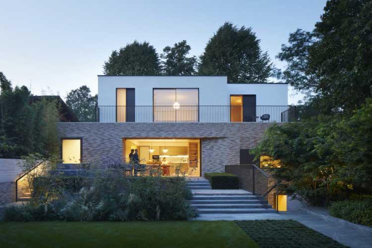ravalement de façade brique parement facade pierre pierre de parement facade maison