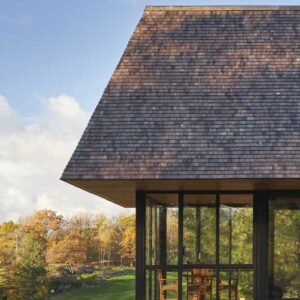 Wood Roof Design ➤ Benefits and creative ideas for creating