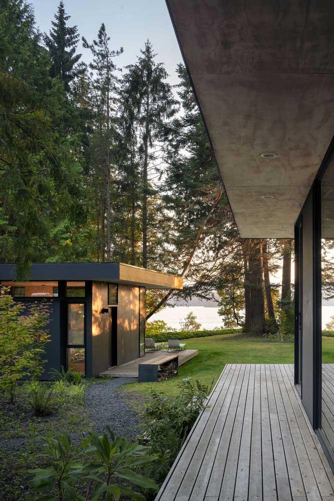 Дизайн Черного Дома фото фасад экстерьер интерьер ландшафт проект планировка цвет