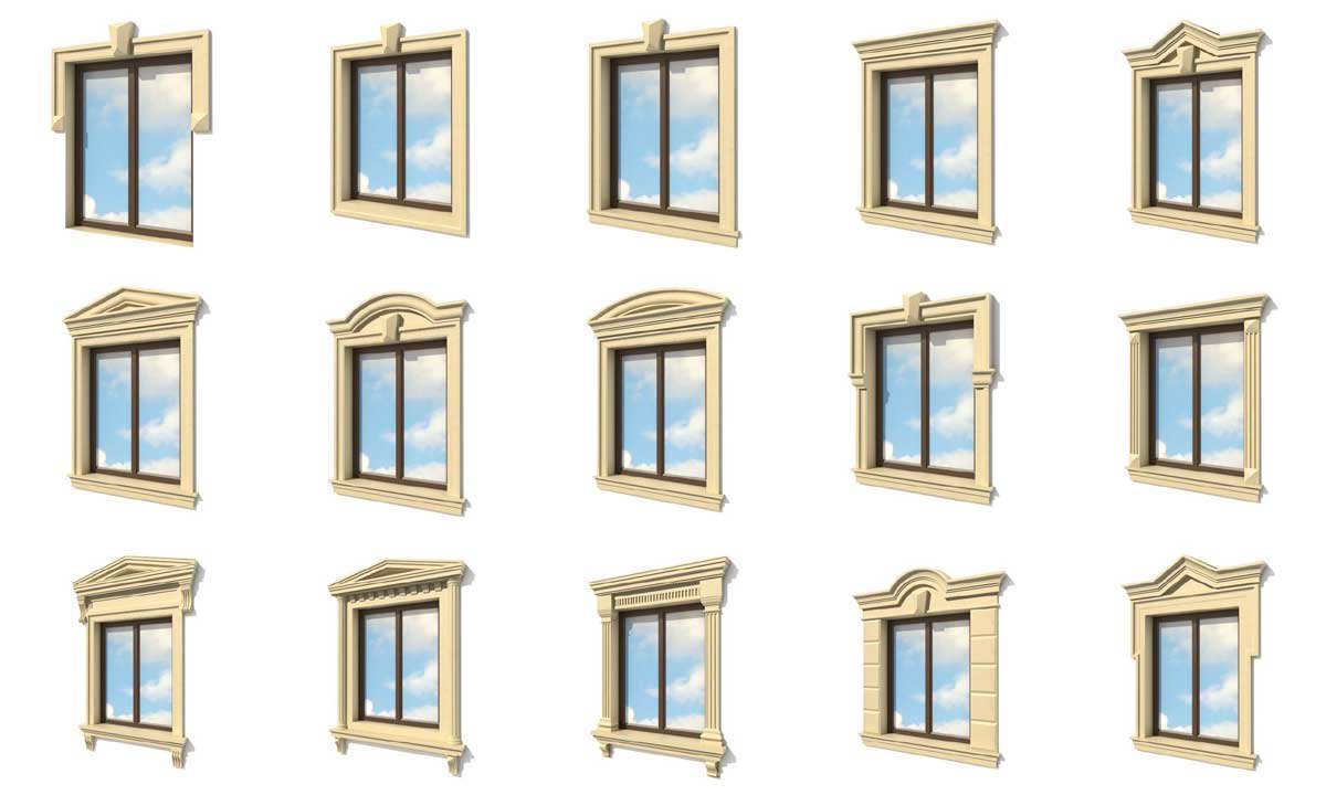 111+ Exterior Window Trim Kits ~ [ArtFacade] 333k+ House Design Images