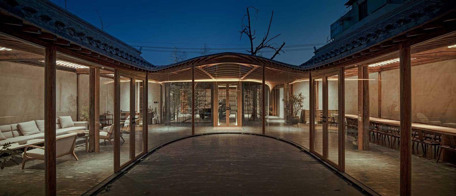 Idee Eclairage Terrasse Piscine cour extérieure de la maison > idées d'aménagement paysager