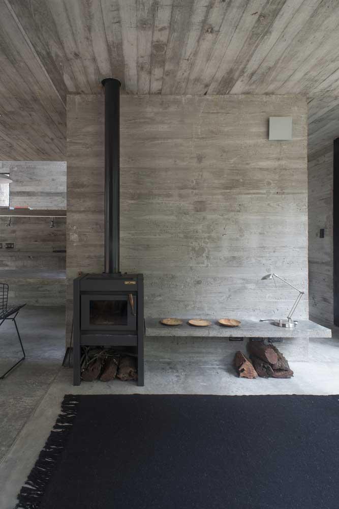 indoor concrete finishes
