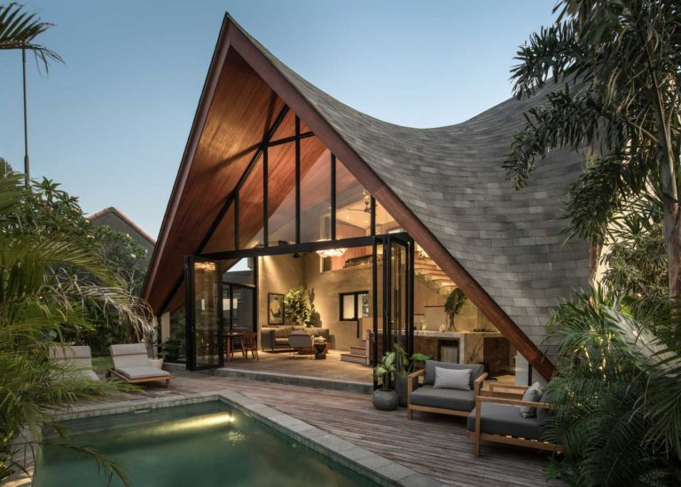 Original Sloping Roof Design Idea Spectacular Element Of A Modern Chalet 333 Images Artfacade