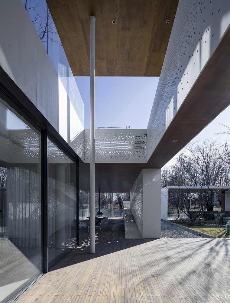 Grandes Fenêtres du Sol au Plafond [10+ images] Que peuvent être les maisons avec des baies vitrées – Projet de Chine