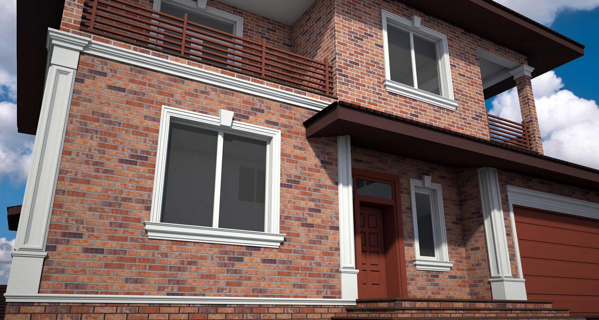 Зачем и Когда Нужна Облицовка Фасада Клинкерной Плиткой на Примере Проекта