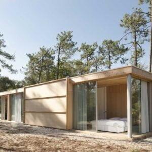 5 Ideen, Wie Man Moderne Schöne Holzhäuser Baut