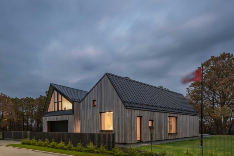 6 Unusual Ideas for a Large Barn Style Family Home