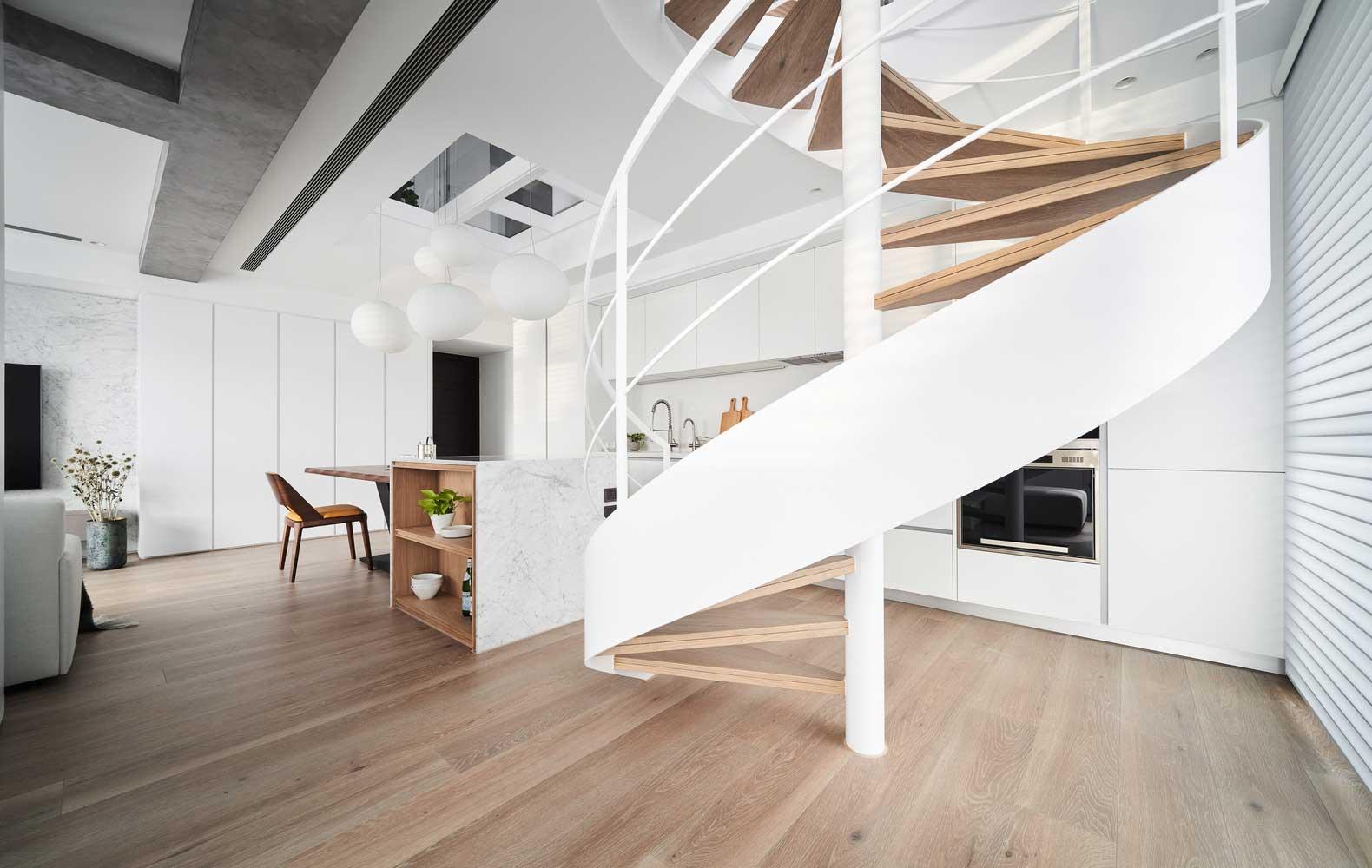 конструктив лестницы