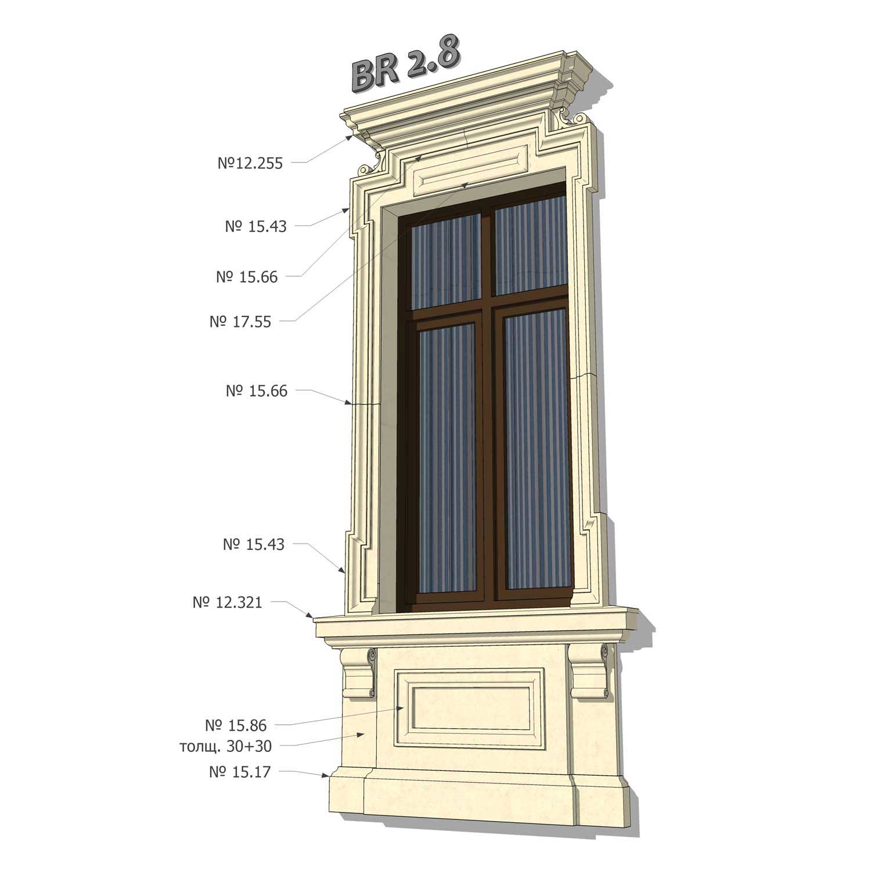 111 Exterior Window Trim Kits Artfacade