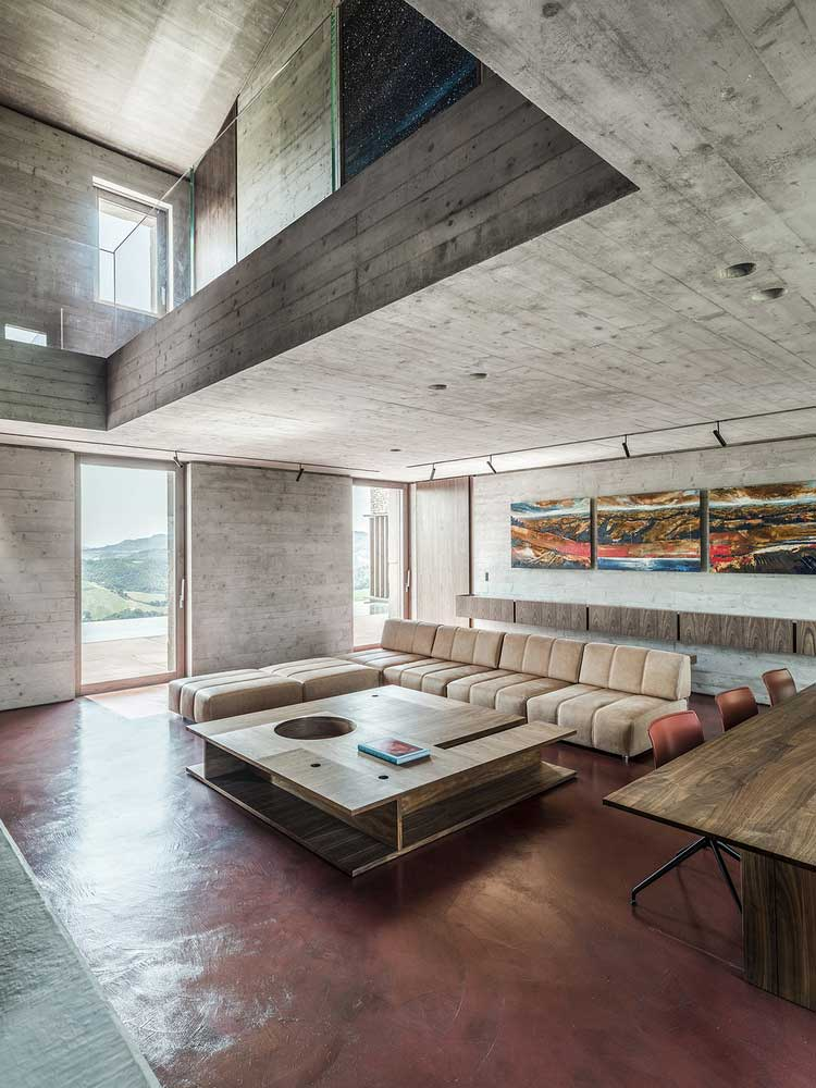 concrete ceiling design