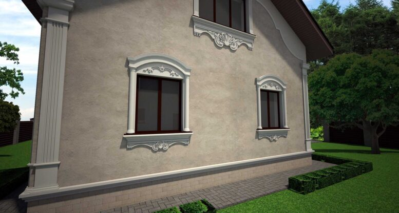 outdoor steps design for house