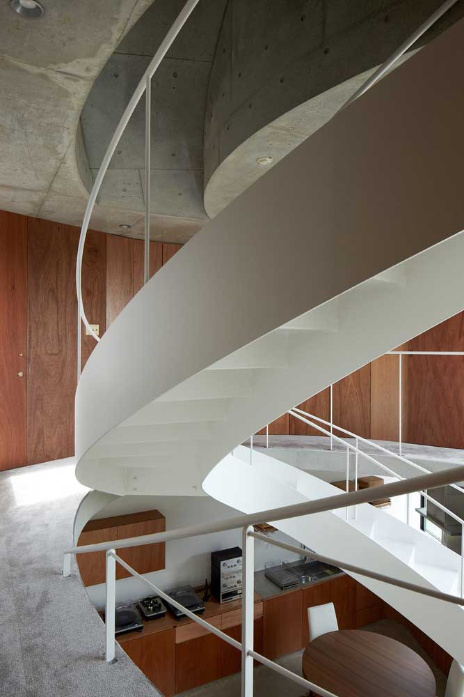 concrete stairs ideas