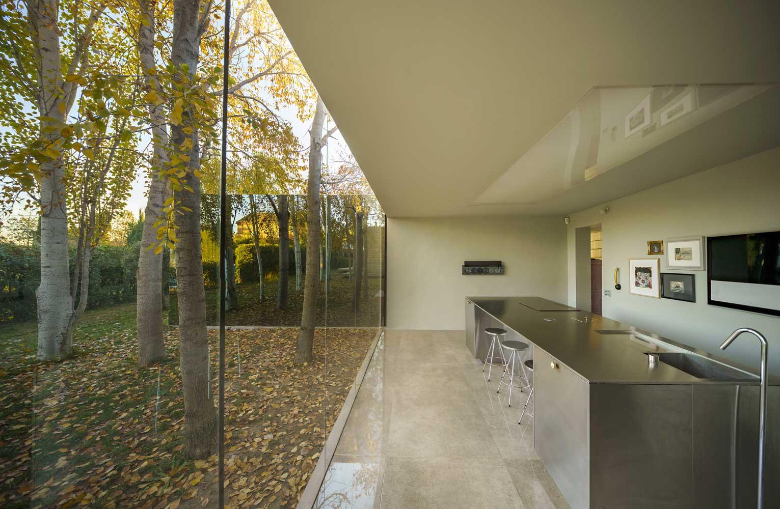 гостиная с кухней дизайн