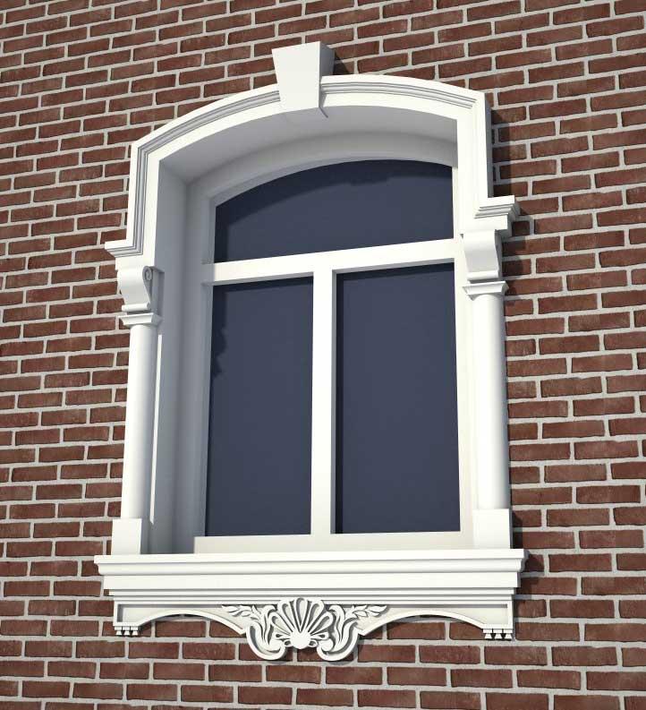 windows casing ideas